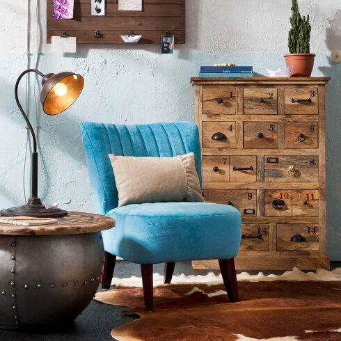 moebel-berning-lingen-rheine-wohnwelten-wohnen-sessel-gutmann-colonial-living-retro-blau-tuerkis-highboard