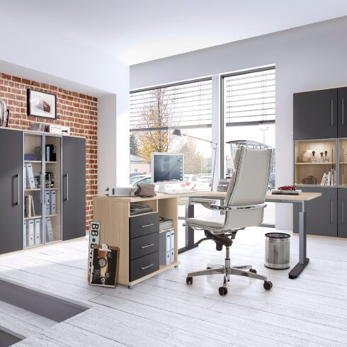b ro arbeitszimmer m bel in lingen rheine bei berning. Black Bedroom Furniture Sets. Home Design Ideas
