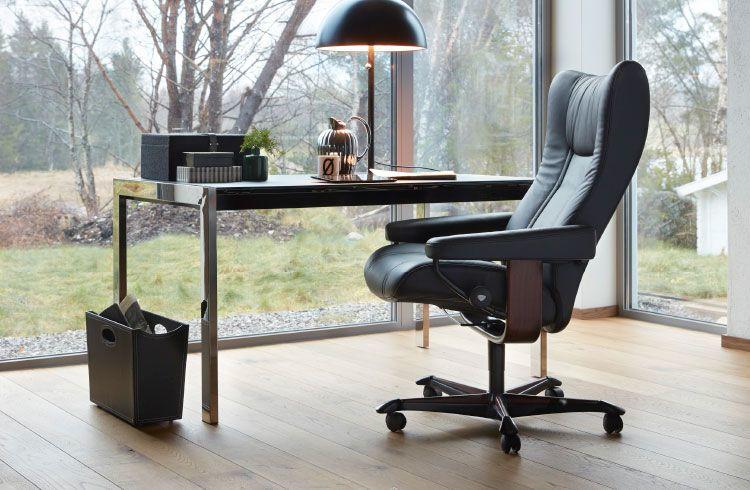 moebel-berning-lingen-rheine-wohnwelten-wohnen-home-office-schreibtisch-buerostuhl-schwarz-stressless-wing-home