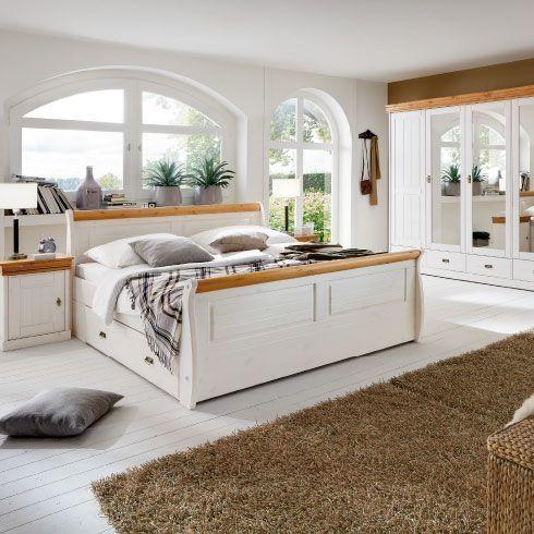 moebel-berning-lingen-rheine-wohnwelten-schlafen-schlafzimmer-glastuer-landhaus-bett-kleiderschrank-kommode-sideboard-massiv