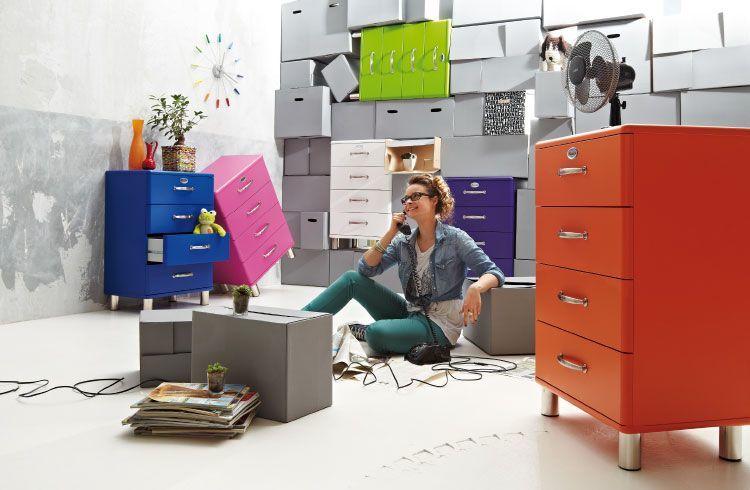 moebel-berning-lingen-rheine-kleinmoebel-mitnahmemoebel-schraenke-office-rot-blau-pink-weiss-lila-schubladen