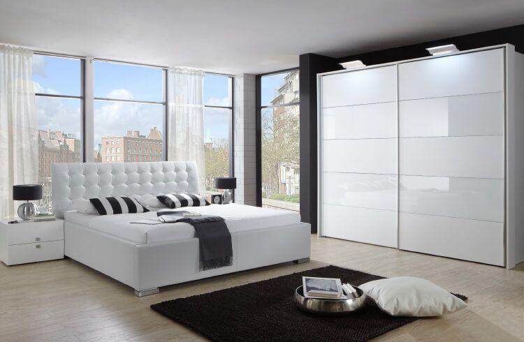 moebel-berning-lingen-rheine-markenwelten-schlafen-nolte-polsterbett-weiss-nachtkonosole-kleiderschrank-weiss-hochglanz-beleuchtung