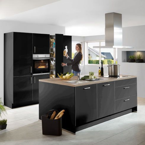 k cheninsel f r ihre k che m bel berning in rheine lingen. Black Bedroom Furniture Sets. Home Design Ideas
