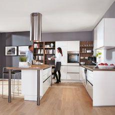 U-Form-Küchen in Rheine & Lingen - Möbelcenter Berning