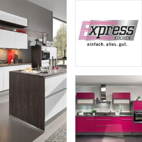 Nolte Express Küchen in Rheine & Lingen bei Möbel Berning