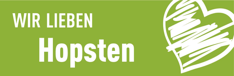 Liefergebiet Hopsten - Möbel Berning