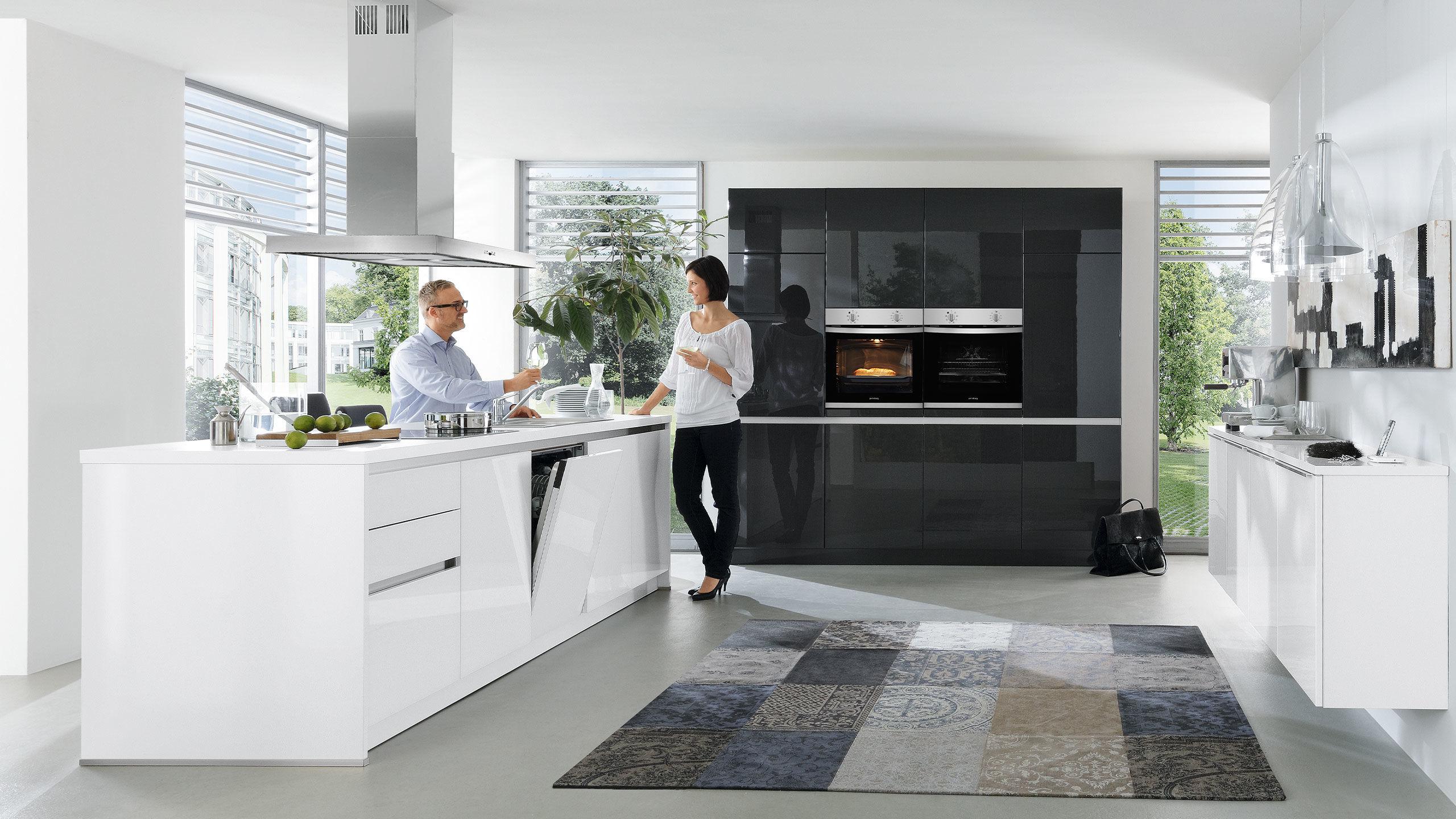 Design Inselküche \
