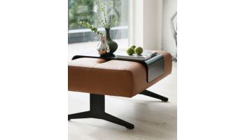 Stressless Hocker Stella Braun copper