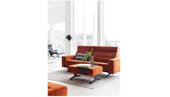 Stressless 2,5-Sitzer Stella Orange rust