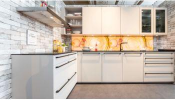 Nobilia - Easytouch - L-Küche - Ausstellungsküche - Rh Koje 36