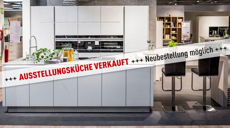 RH - Koje 29 - Ausstellungsküche Galina von Wert Küche