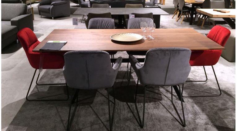 Moderne Tischgruppe Valetta + Spirit