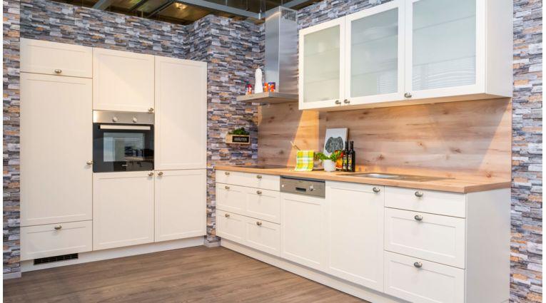 Express Küchen - Home - Küchenzeile - Ausstellungsküche - RH - Koje 23