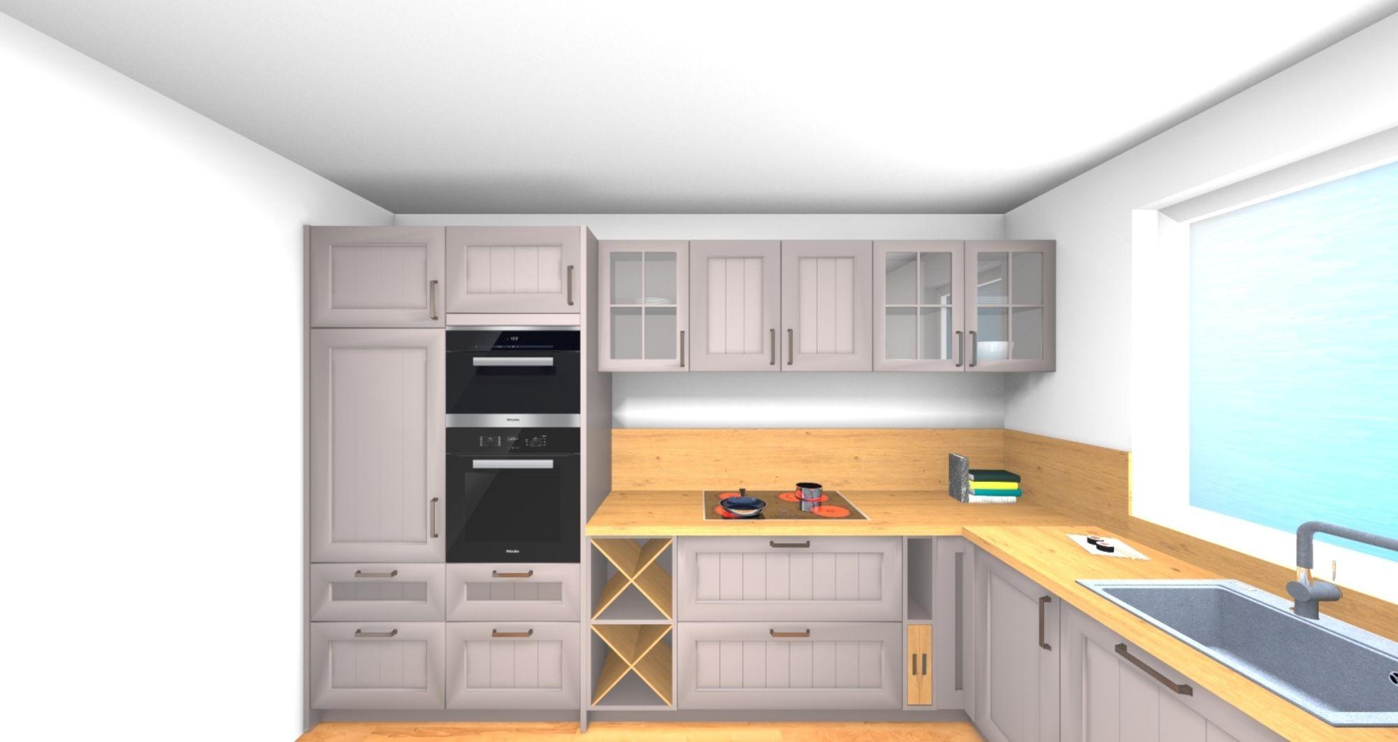 koje 1 ausstellungsk che von sch ller sch ller k chen. Black Bedroom Furniture Sets. Home Design Ideas