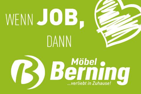 3d757bba00a7d2 Jobs und Stellenangebote bei Möbel Berning in Lingen und Rheine